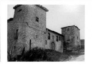 Palacio Cabo de Armería de Olloki