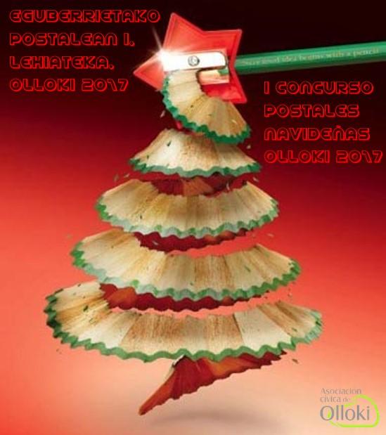 I Concurso Postales de Navidad 2017