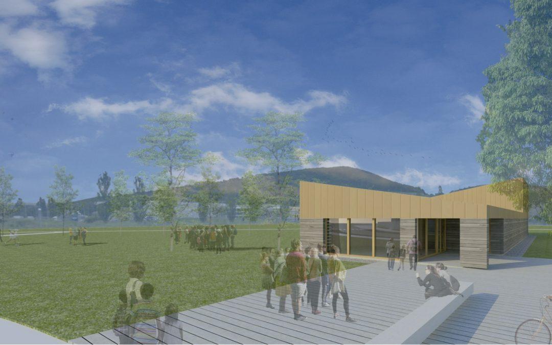 Proyecto Centro Cívico Olloki