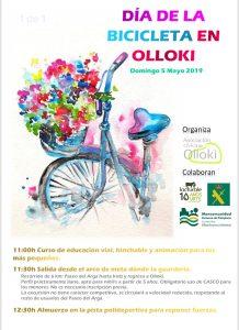 Dia de la Bici en Olloki 2019